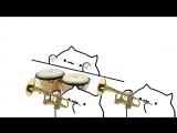 Bongo cat bringing the OWL hype tunes.