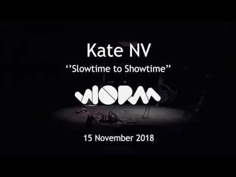 Kate NV Full Concert in UBIK: November 15 2018 WORM