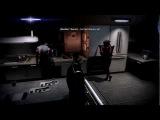 Явик троллит Джеймса в Mass Effect 3 (Javik trolls James)