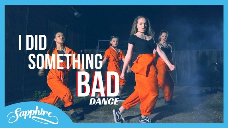Taylor Swift - I Did Something Bad | Sapphire