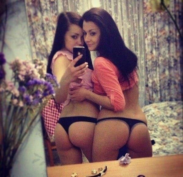 Additional hawt bottom fucking of sexy lesbos