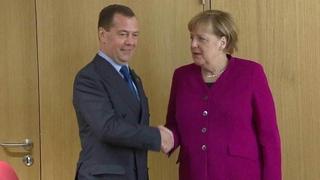 Дмитрий Медведев наполях саммита «Азия— Европа» провел ряд двухсторонних встреч. Новости. Первый канал