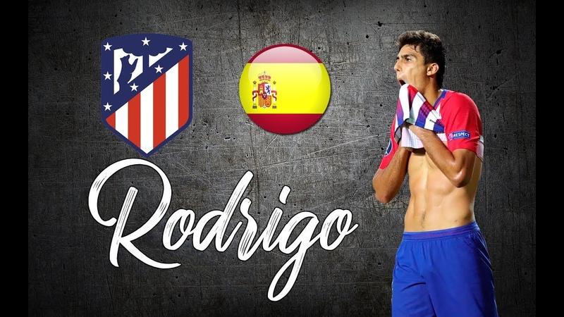 Rodrigo ● Skills , goals , Tackles ●│2018 - 2019│►HD