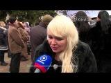 Митинг за закон и порядок состоялся в Донецке. © ТК Юнион