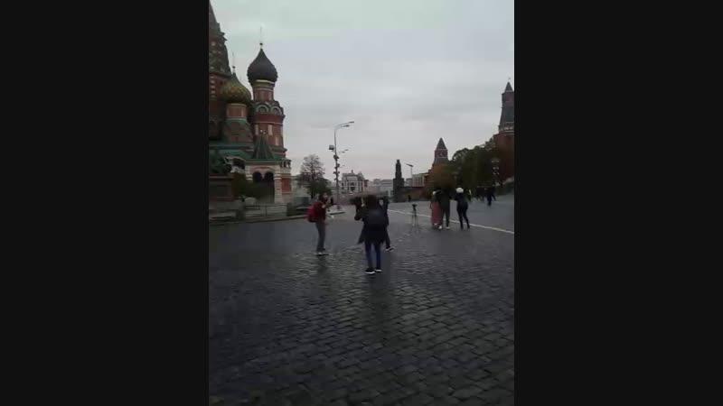 мы на красной площади