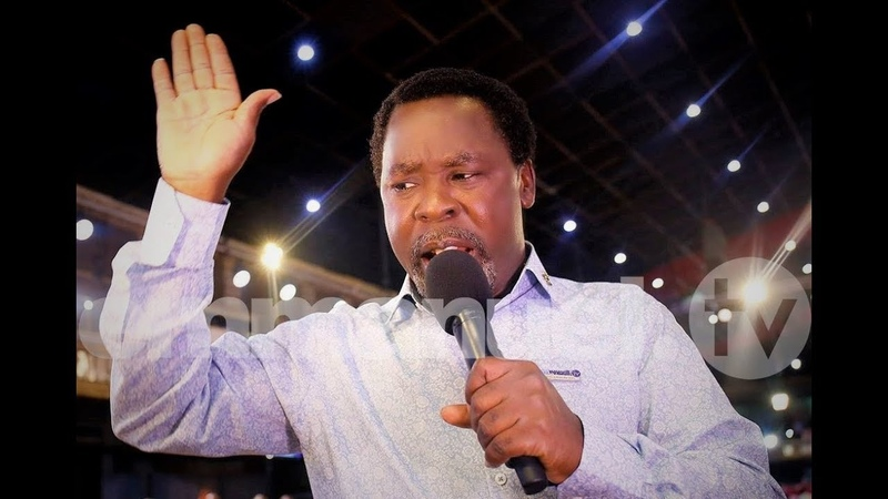 SCOAN 11/11/18: TB Joshua Message Prayer For Viewers | Live Sunday Service