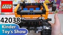 Lego Technic 42038 Лего Техник Арктический вездеход чудо на гусеницах Arctic Truck