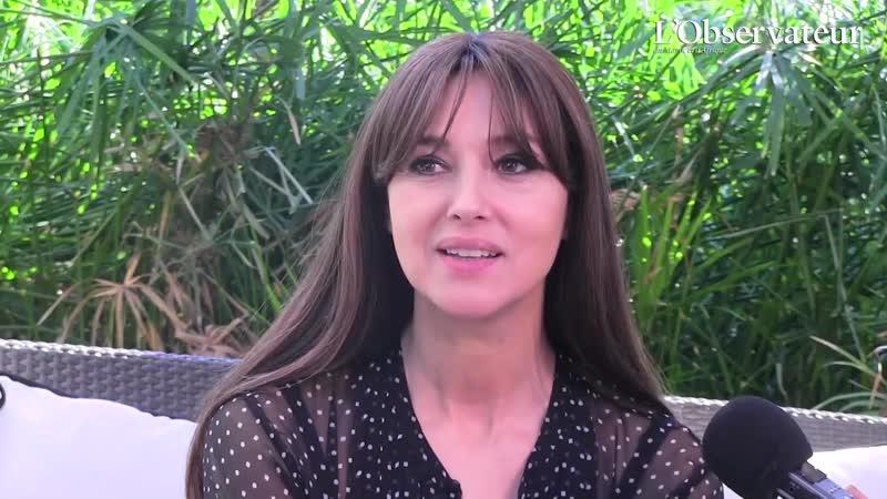 Monica Bellucci - Je suis prête à jouer un rôle pour le cinéma marocain