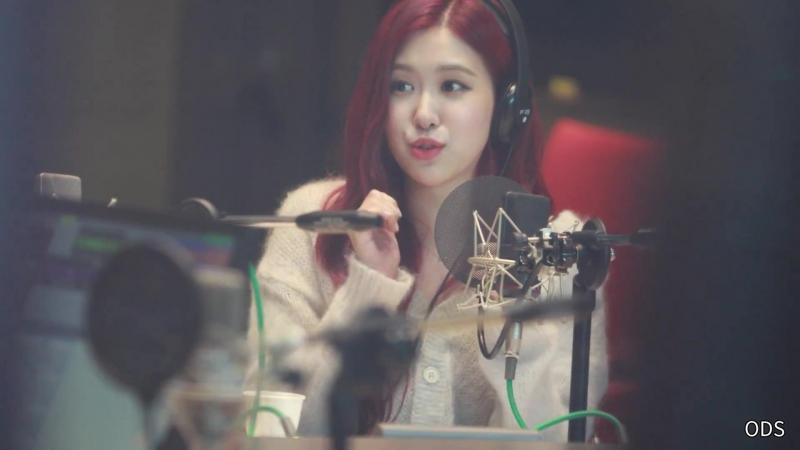 180619 ROSE @ MBC FM4U 2pm Date Radio