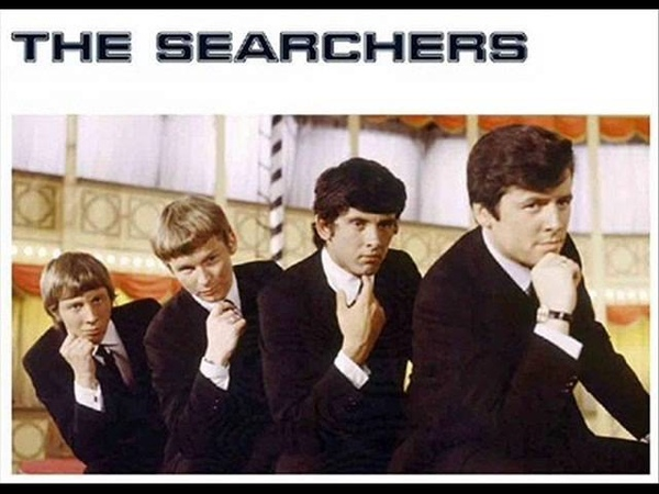 Searchers - Aint Gonna Kiss You