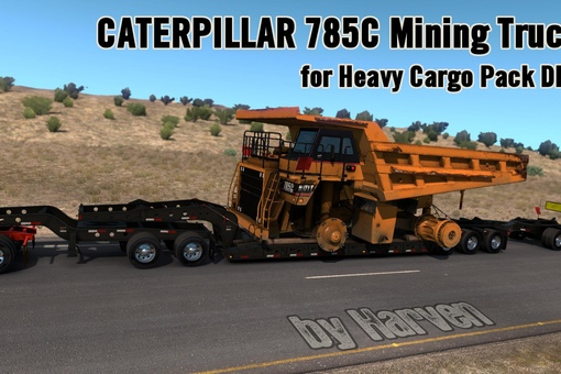CATERPILLAR 785C MININ...