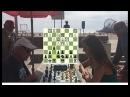 Debut of WFM Alexandra Botez vs Military Jack