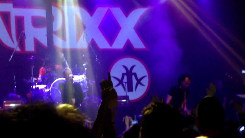 The MATRIXX Опиум для никого Москва клуб RED 10 августа 2018