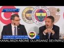 Fenerbahçe Sportif Direktörü Damien Comolli İle İmza Töreni Düzenliyor.