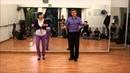 Kenny Alba - Balboa Int/Adv Workshop Pt 1 (basics, triplets, reverse come around)