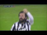 Гол Пирло в ворота Торино (2-1)