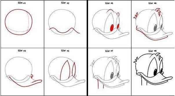 Показать рисунки своими руками