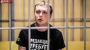 Russian journalist Ivan Golunov released