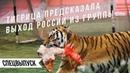 Тигрица предсказала выход России из группы ЧМ Овертайм Show