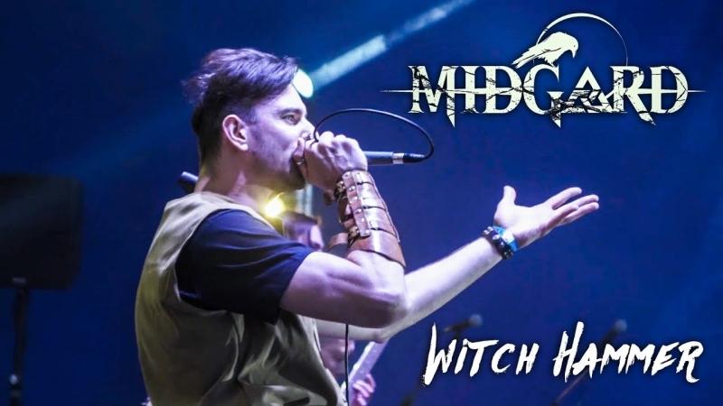 Midgard - Witch Hammer (Live At Rock Bulava 2018)