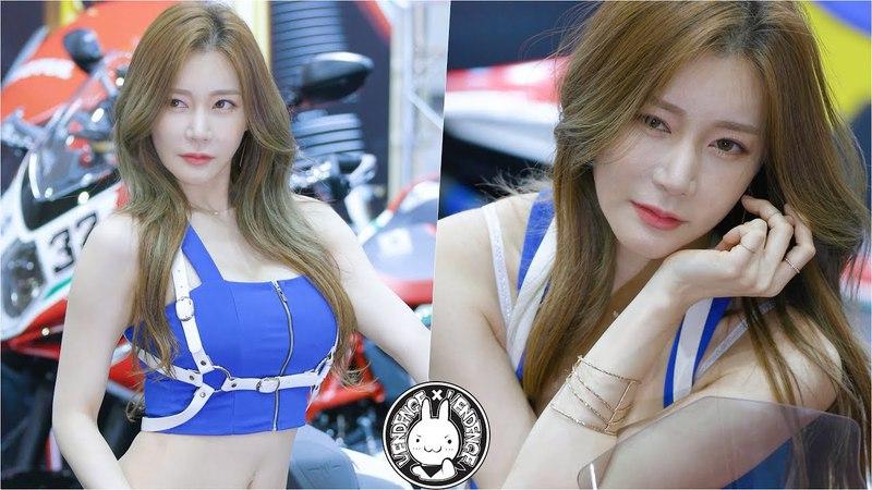 [4K] 180414 한지은 직캠 '포토타임' Fancam @2018 서울모터싸이클쇼 코엑스 By 벤뎅이