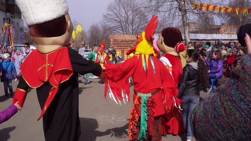 Масленица 2019 Тихорецкий район, Краснодарский край