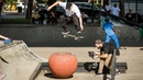 Primitive Skate NYC Demo LES Desarmo Tucker Salabanzi Neal Soto Wiliams
