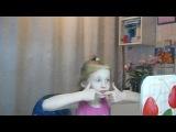 Самомассаж лица и шеи для детей в стихах