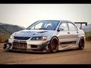 THE BEST OF - Mitsubishi lancer Evo Compilation sounds