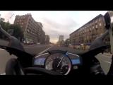 300 км_час по Москве RAM Elijah (Sean Tyas Remix)