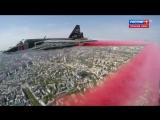 Авиационная часть Парада Победы 2018 (Москва, Красная площадь)