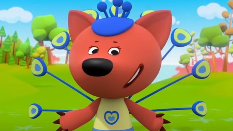 Ми-ми-мишки - Споры о красоте / серия 58. Прикольные мультфильмы 2016 для детей.