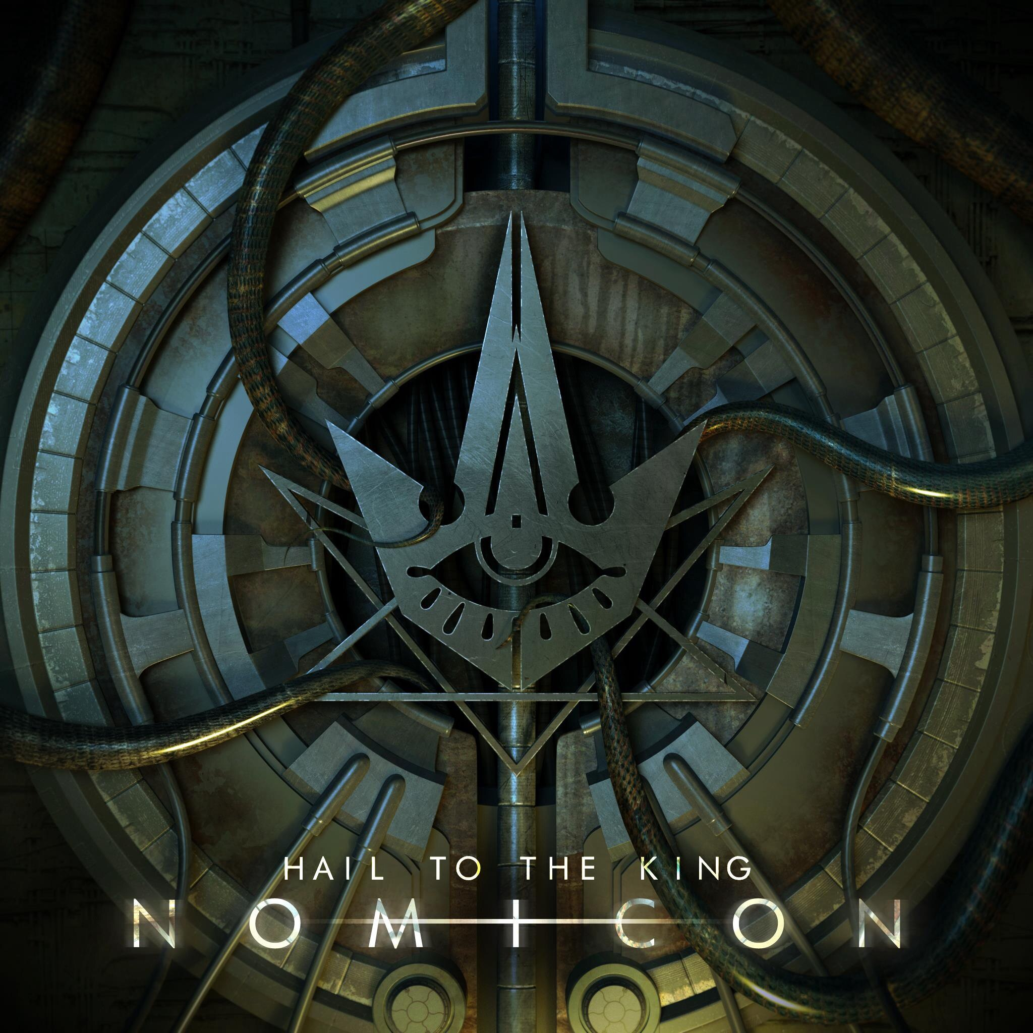 Hail To The King - Nomicon [EP] (2014)