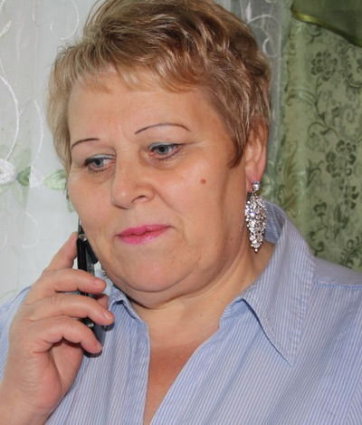 Галина Крючкова, 20 января , Полярные Зори, id66070306