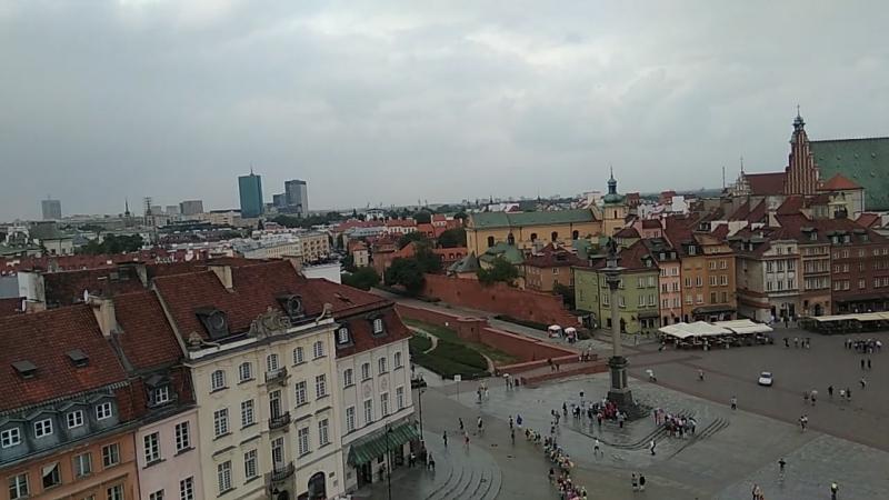 Старый город в Варшаве.