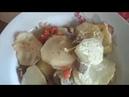 говяжье филе со сливками