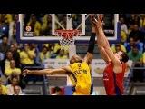 Highlights: Maccabi Electra Tel Aviv-CSKA Moscow