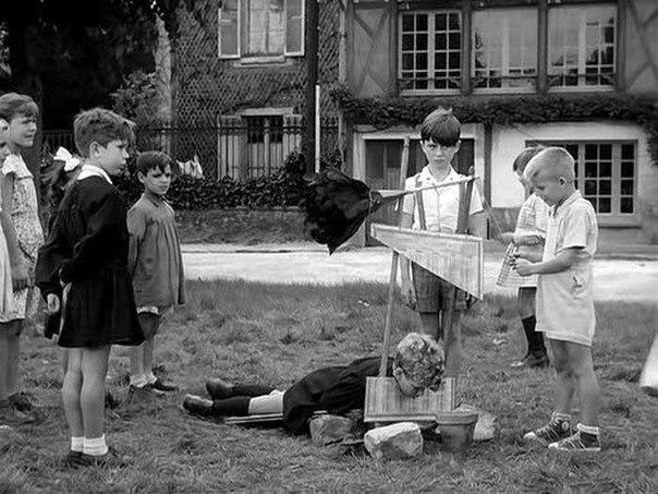 Настоящее детство, без интернета.