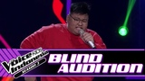 Niko - Blue Suede Shoes Blind Auditions The Voice Kids Indonesia Season 3 GTV 2018