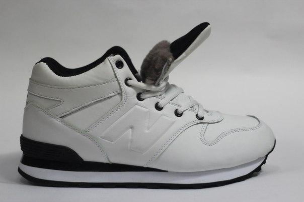 Зимние кроссовки New Balance c мехом купить | Зимние
