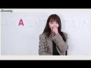Jeong Eun Ji(정은지) 3rd Mini Album [혜화(暳花)] Commentary Teaser [RUS SUB]