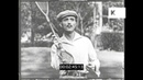 Tennis Match in the 1890s, USA, HD from 16mm