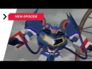 Transformers: Robots in Disguise — Combiner Force — Season 3 Episode 21 «Collateral Damage»