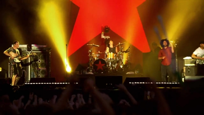Rage Against The Machine Township Rebellion Live At Finsbury Park 2010