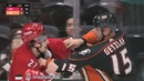 Justin Faulk vs Ryan Getzlaf Dec 7 2018