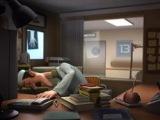 3D-мультфильм о невезучей смерти