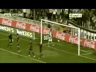 Реал Бетис - Барселона. Чемпионат Испании 2013/14. 13 тур