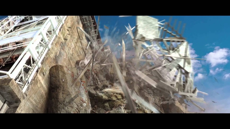 Катастрофа в Альпах 2014 трейлер