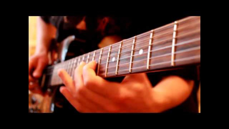 Happy Birthday To You Solo Guitar Rock Metal Cover