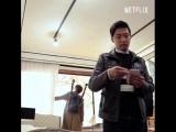 [VIDEO] 180412 Sehun @ Netflix